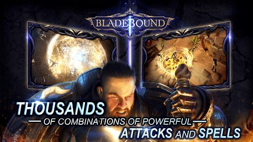 Bladebound: Hack and Slash Action RPG pc screenshot 1