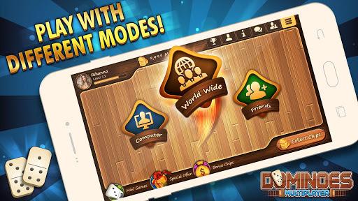 Dominoes Multiplayer pc screenshot 1