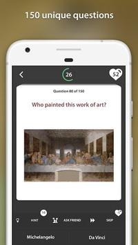 Art quiz pc screenshot 2