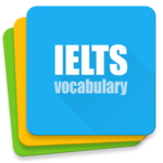 Learn English : IELTS Vocabulary Builder for pc logo