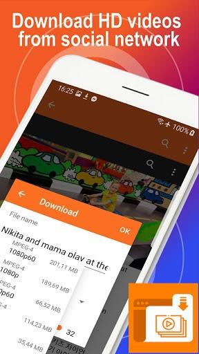 Top Master Video Downloader pc screenshot 1
