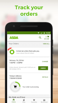 ASDA pc screenshot 1