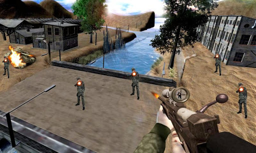 Border Army Sniper pc screenshot 1