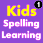 Kids Spelling Learning for pc logo