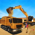 City Mega Construction Simulator 2018 for pc logo