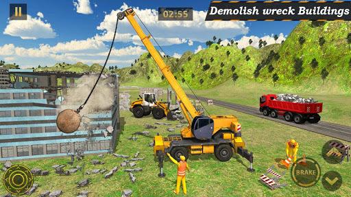 City Mega Construction Simulator 2018 PC screenshot 2