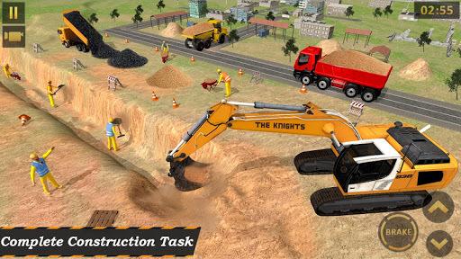 City Mega Construction Simulator 2018 PC screenshot 3