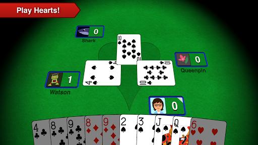 Hearts + pc screenshot 1