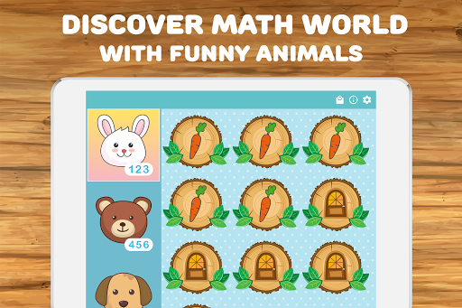 Math games for kids: numbers, counting, math pc screenshot 1