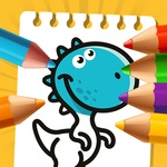 Kids Coloring & Kids Drawing – Coloring Book for pc logo