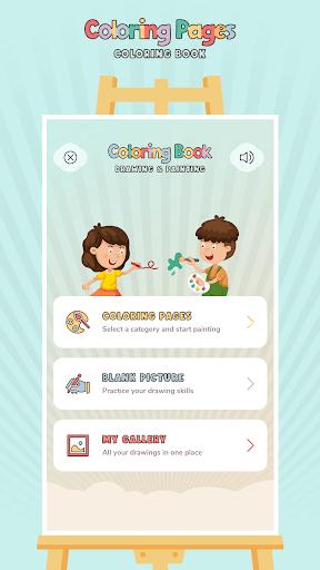Kids Coloring & Kids Drawing – Coloring Book pc screenshot 1