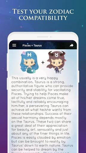 Astroguide - Free Daily Horoscope & Tarot PC screenshot 3