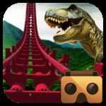Real Dinosaur RollerCoaster VR icon