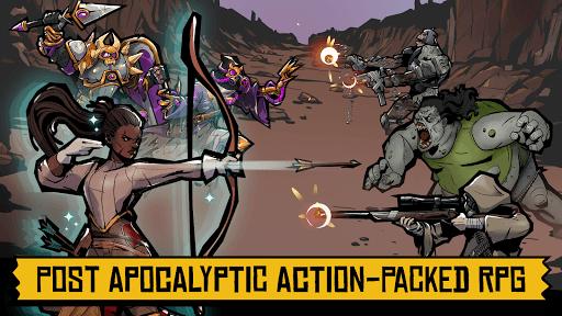 Days of Doom™ - Post-apocalyptic PvP RPG PC screenshot 1