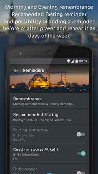 Athanotify - prayer times pc screenshot 1