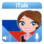 iTalk Russian icon