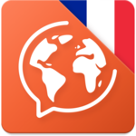 Learn French. Speak French for pc logo
