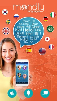 Learn 33 Languages Free - Mondly pc screenshot 1