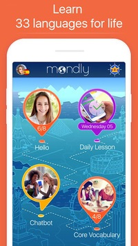 Learn 33 Languages Free - Mondly pc screenshot 2