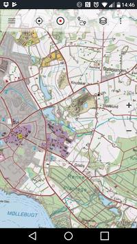 Denmark Topo Maps pc screenshot 1
