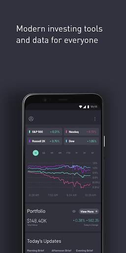 Atom Finance: Invest Smarter pc screenshot 1