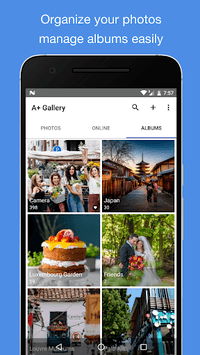 A+ Gallery - Photos & Videos pc screenshot 1