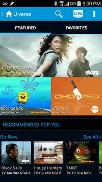 AT&T U-verse pc screenshot 1