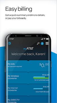 myAT&T pc screenshot 1