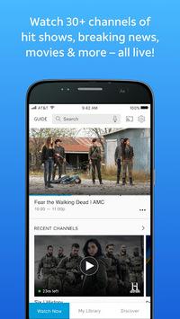AT&T WatchTV pc screenshot 1