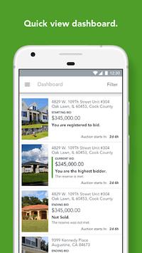 Auction.com - Foreclosure Real Estate for Sale pc screenshot 1