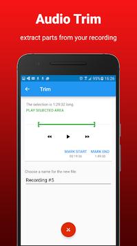 AudioRec - Voice Recorder pc screenshot 2