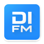 DI.FM Radio: Addictive Electronic Music icon