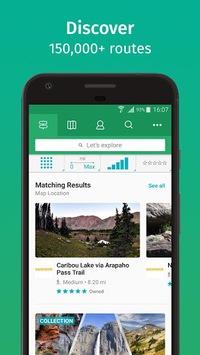 ViewRanger: Trail Maps for Hiking, Biking, Skiing pc screenshot 1