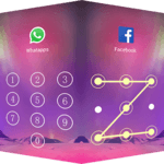 AppLock Aurora for pc logo