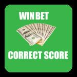 Win bet - football prediction icon