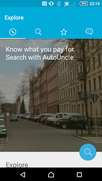 AutoUncle: Used car search, compare prices pc screenshot 1