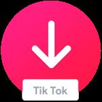 Video Downloader For Musically-Tik Tok for pc logo