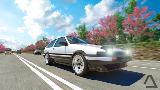 Driving Zone: Japan pc screenshot 1