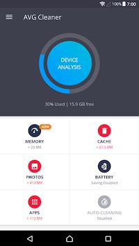AVG Cleaner – Speed, Battery & Memory Booster pc screenshot 1