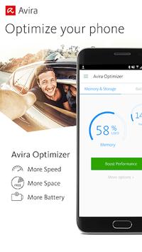 Avira Optimizer - Cleaner and Battery Saver pc screenshot 1
