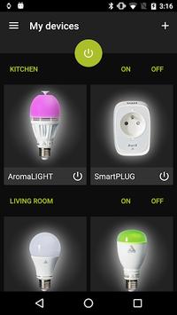 AwoX Smart CONTROL pc screenshot 1
