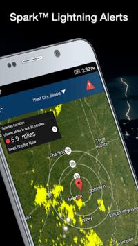 Weather by WeatherBug: Forecast, Radar & Alerts pc screenshot 1