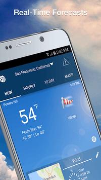 Weather by WeatherBug: Forecast, Radar & Alerts pc screenshot 2