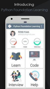 Python Foundation Learning : Python Tutorials pc screenshot 1