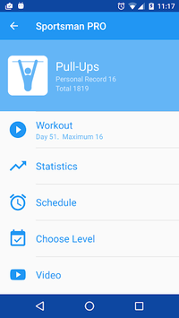 Bodyweight Workout pc screenshot 1