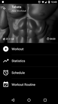 Tabata HIIT. Interval Timer pc screenshot 1