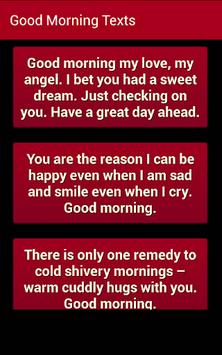Romantic Text Messages pc screenshot 2