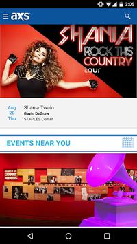 AXS Tickets pc screenshot 1