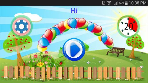 Poppy Hoppy - Baby Games age 2 - 5 pc screenshot 1