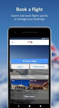 British Airways pc screenshot 1